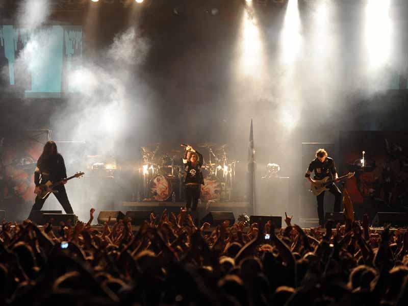 Arch Enemy, Metalfest Dessau, 2011
