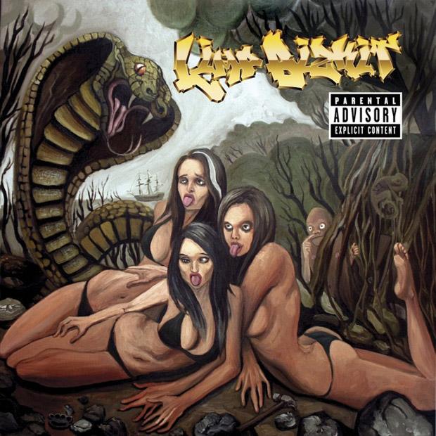 Limp Bizkit, Gold Cobra, Cover