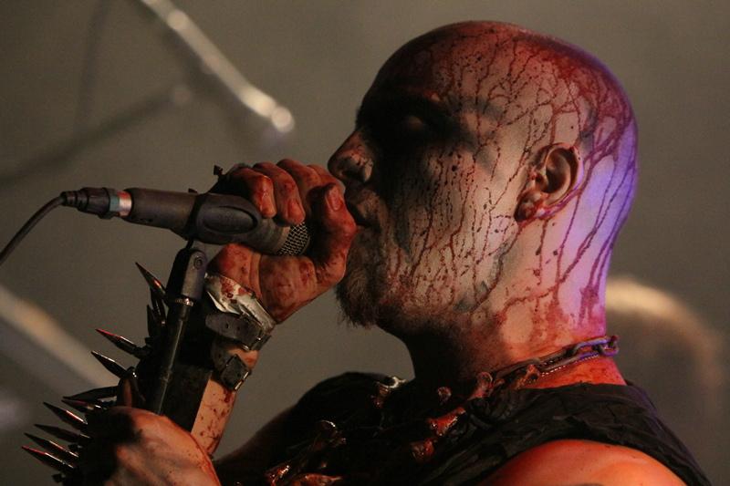 Sargesit, live, Death Kult Open Air 2011