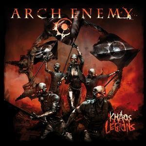 Arch Enemy Khaos Legions Cover