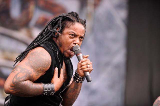 Sevendust live, Rock am Ring 2011