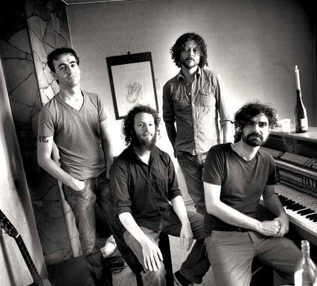Gingerpig, Promo Bild, 2011