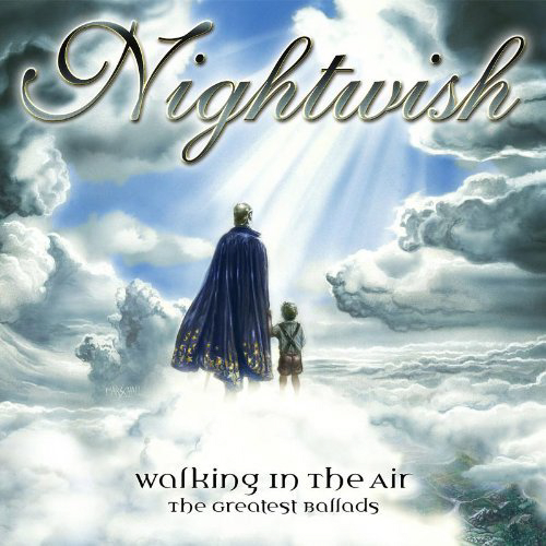 Nightwish Walking In The Air – The Greatest Ballads Cover