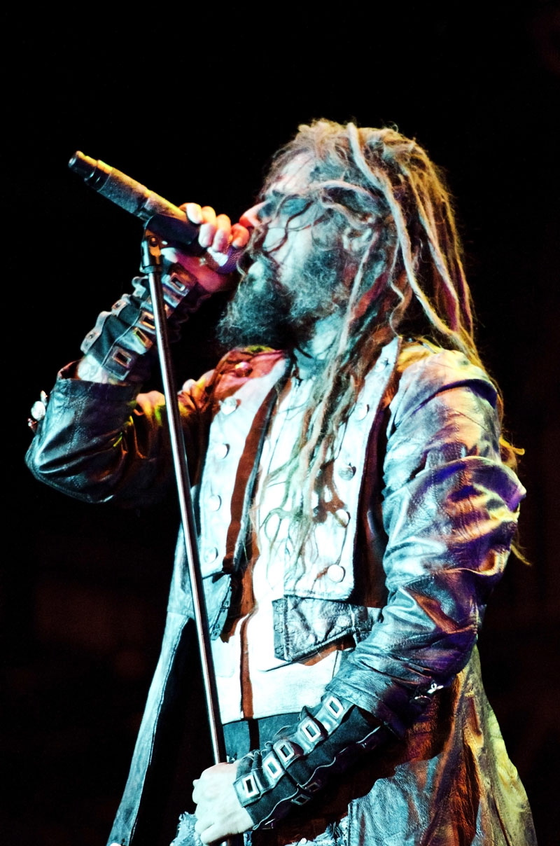Rob Zombie, live, Rock am Ring, 2011