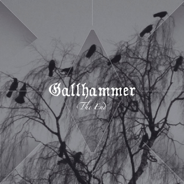 Gallhammer, The End Cover