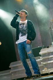 3 Doors Down, live, 08.06.2011 Hamburg, Stadtpark