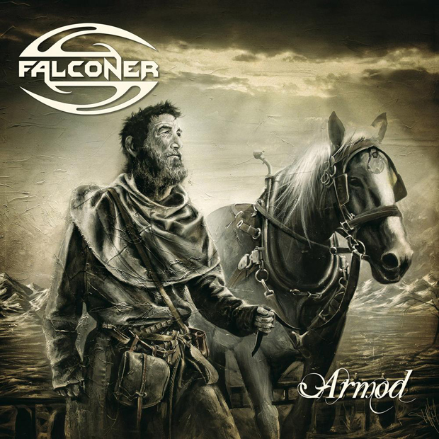 Falconer, Armod Cover