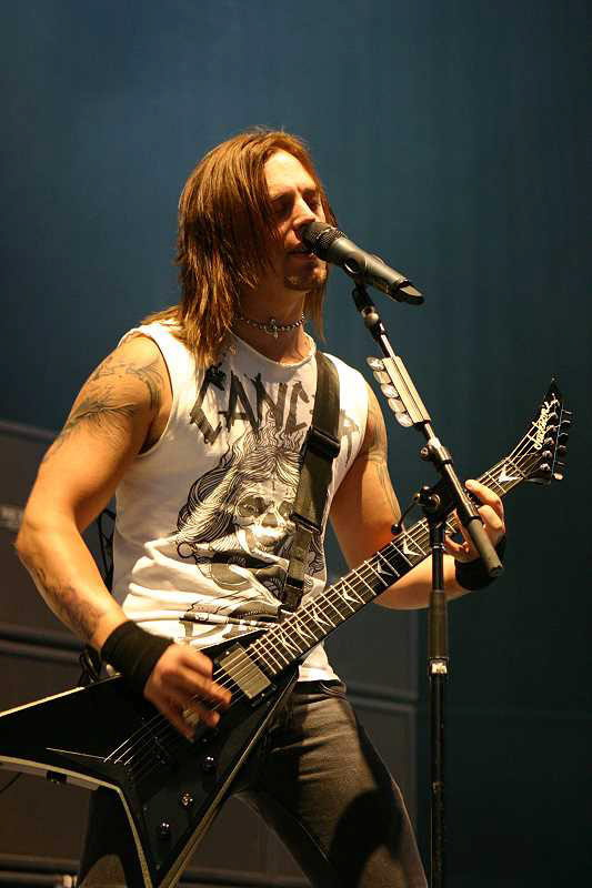 Bullet For My Valentine, live 15.06.2011 Muenchen, Olympiahalle