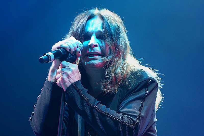 Ozzy Osbourne, live 15.06.2011 Muenchen, Olympiahalle