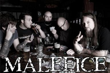 Malefice Promo Bild 2011