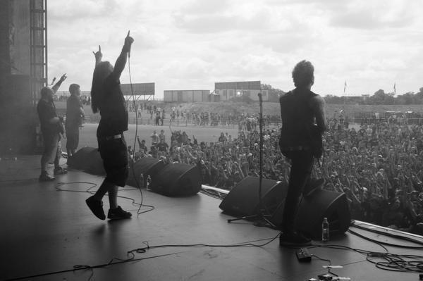 Malefice Live Bild 2011