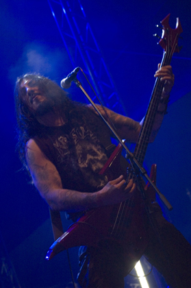 Krisiun live, With Full Force 2008