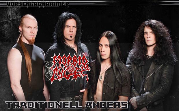 Morbid Angel im Metal Hammer