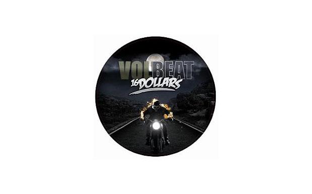 Volbeat-Single 16 Dollars auf Vinyl