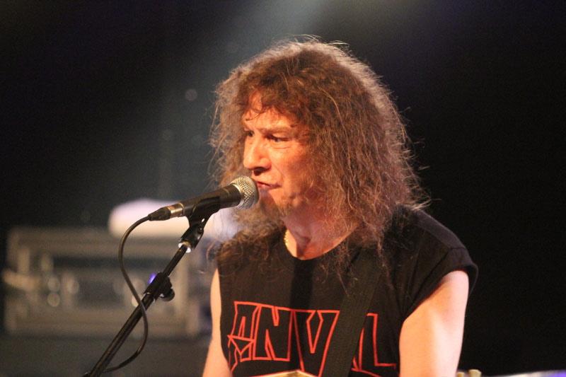 Anvil, live, 19.06.2011 Berlin, Magnet Club