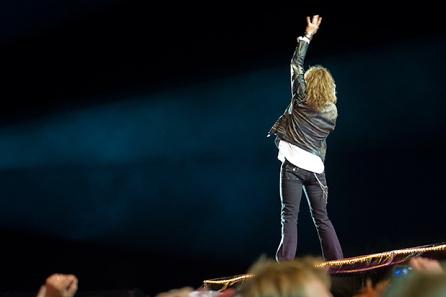 Whitesnake, live 2011, Sweden Rock Festival