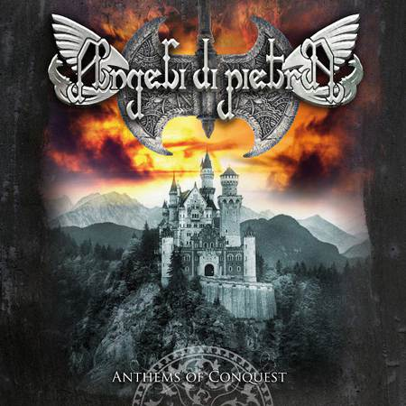 Angeli Die Pietra, Anthems Of Conquest Cover