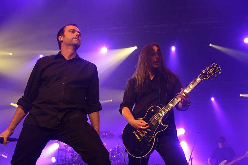 Blind Guardian live, 24.06.2011 Muenchen Tollwood