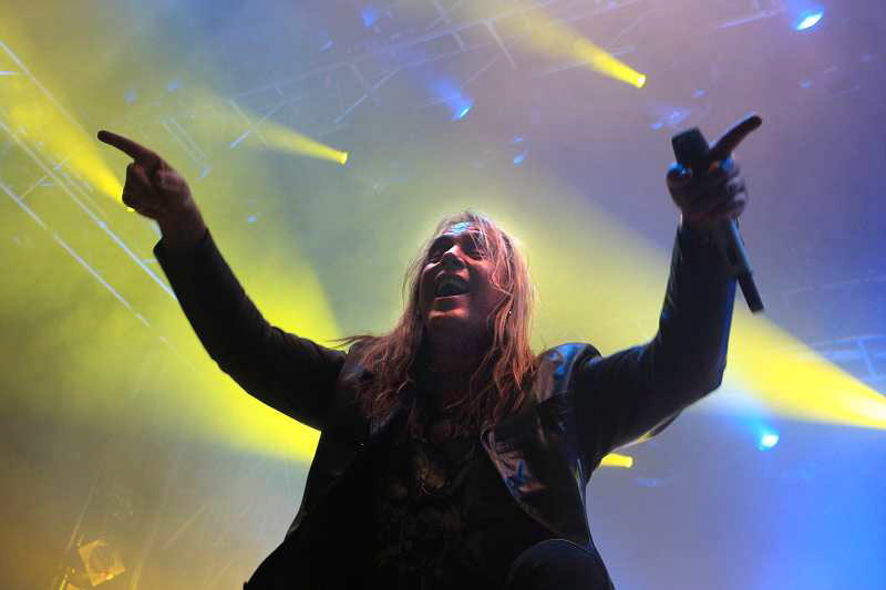 Helloween live, 24.06.2011 Muenchen Tollwood