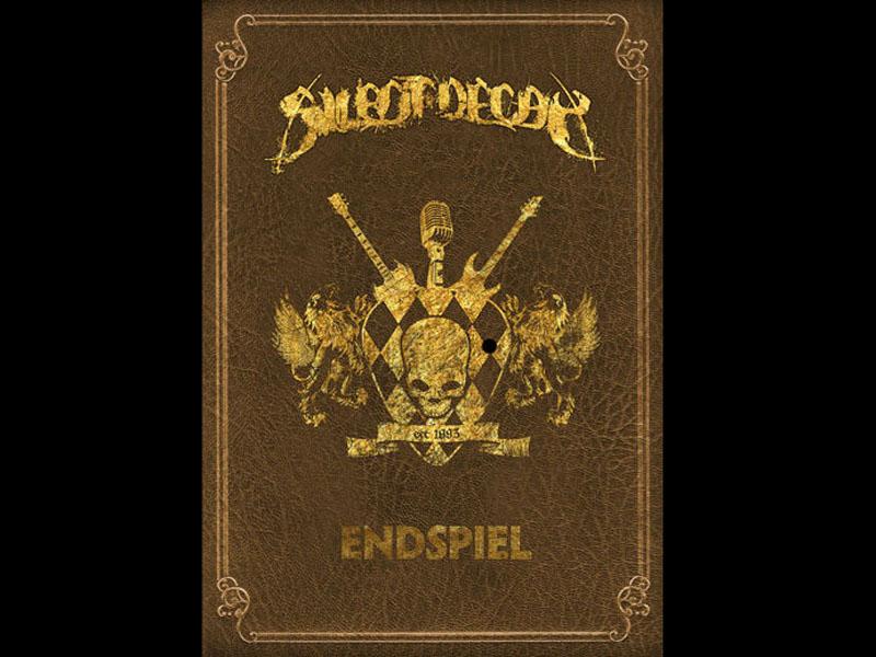 Silent Devay, Endspiel, Cover