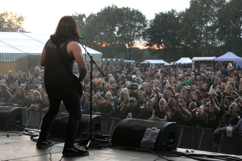 Exhumed, Death Feast Open Air 2011