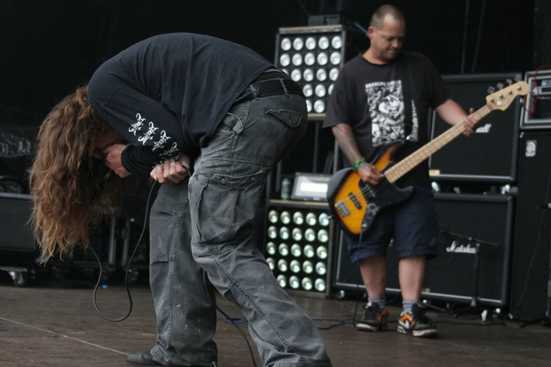 Last Days of Humanity, Death Feast Open Air 2011