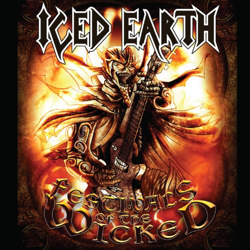 Iced Earth Festivals Of The Wicked Cover