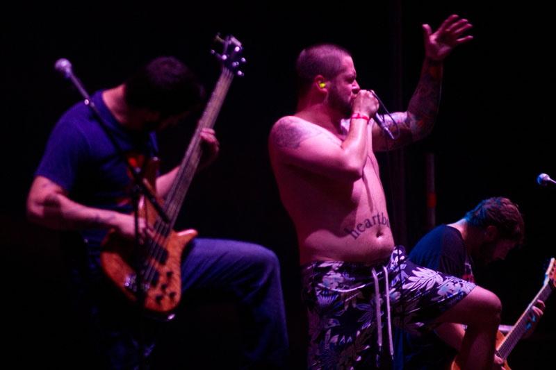 The Black Dahlia Murder, Graspop Metal Meeting 2011