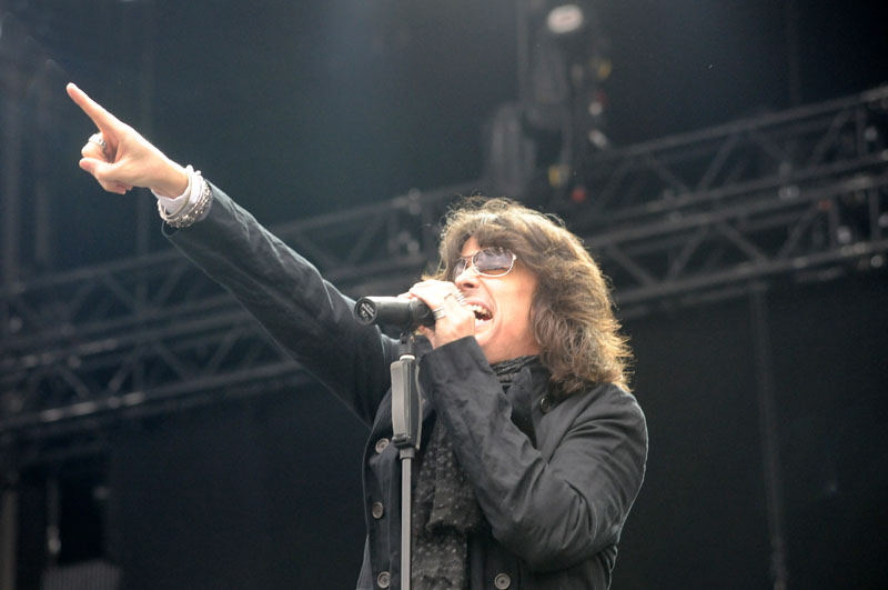 Foreigner, Graspop Metal Meeting 2011