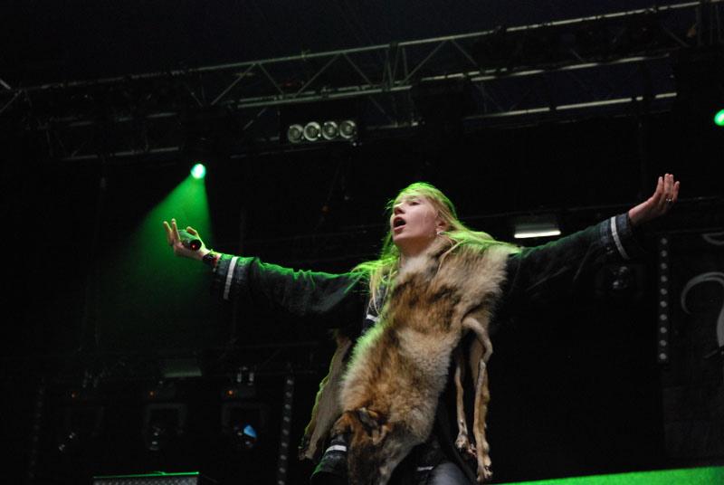 Arkona, Graspop Metal Meeting 2011