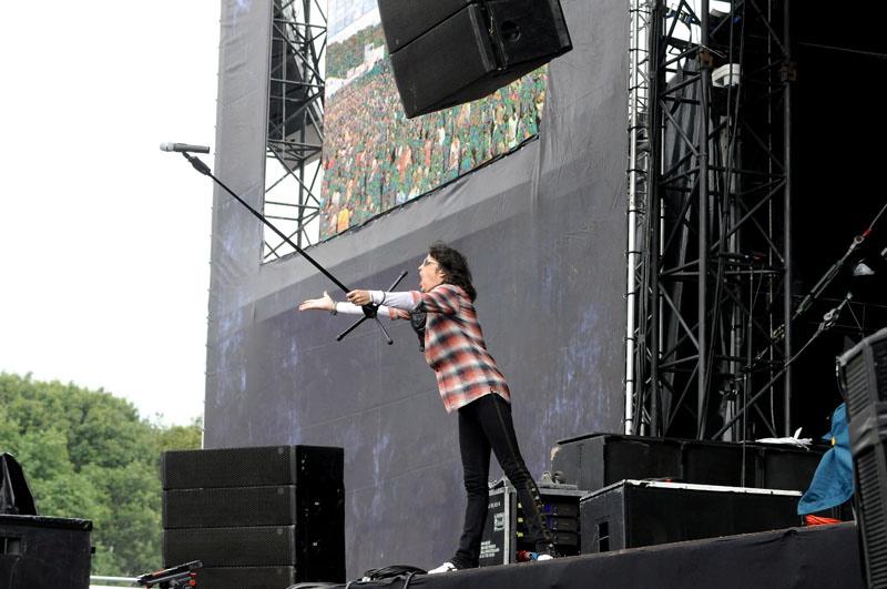 Foreigner, Graspop Metal Meeting 2011