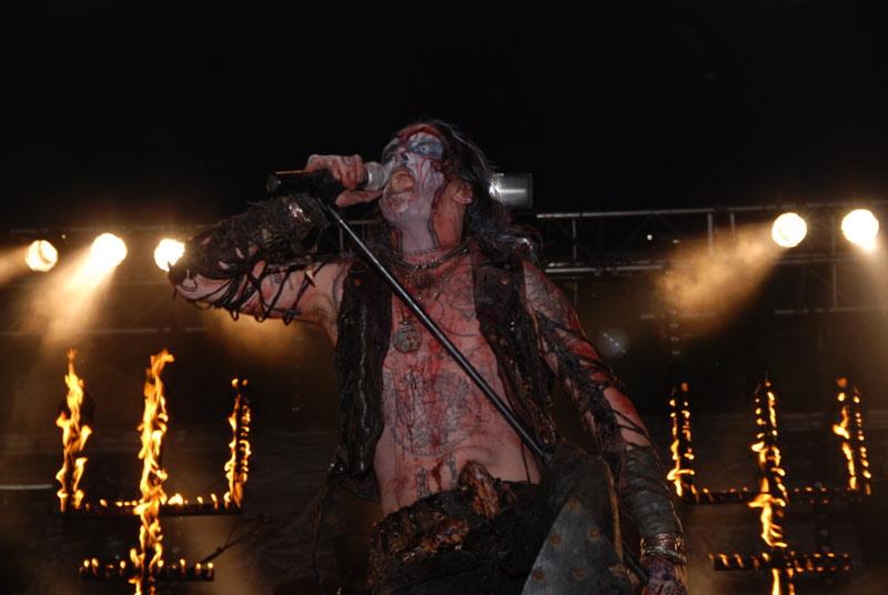 Watain, Graspop Metal Meeting 2011