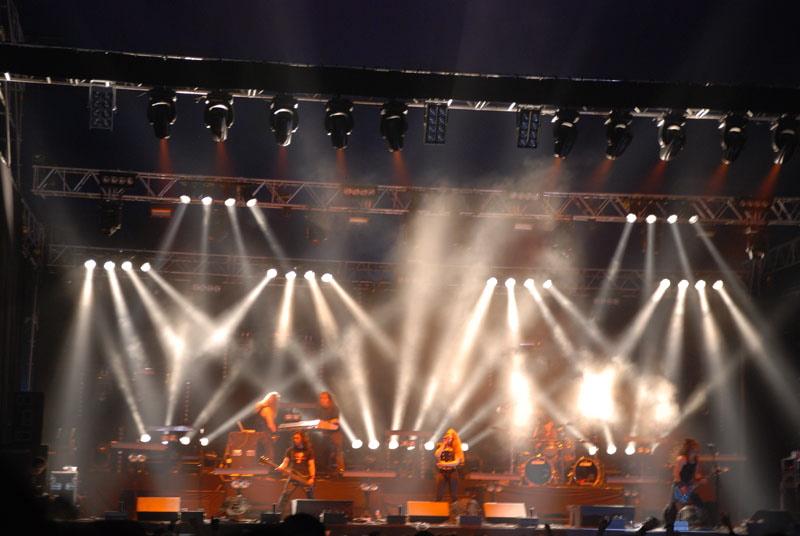 Epica, Graspop Metal Meeting 2011