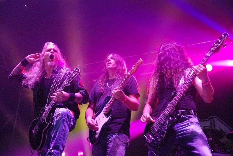 Iced Earth, Graspop Metal Meeting 2011