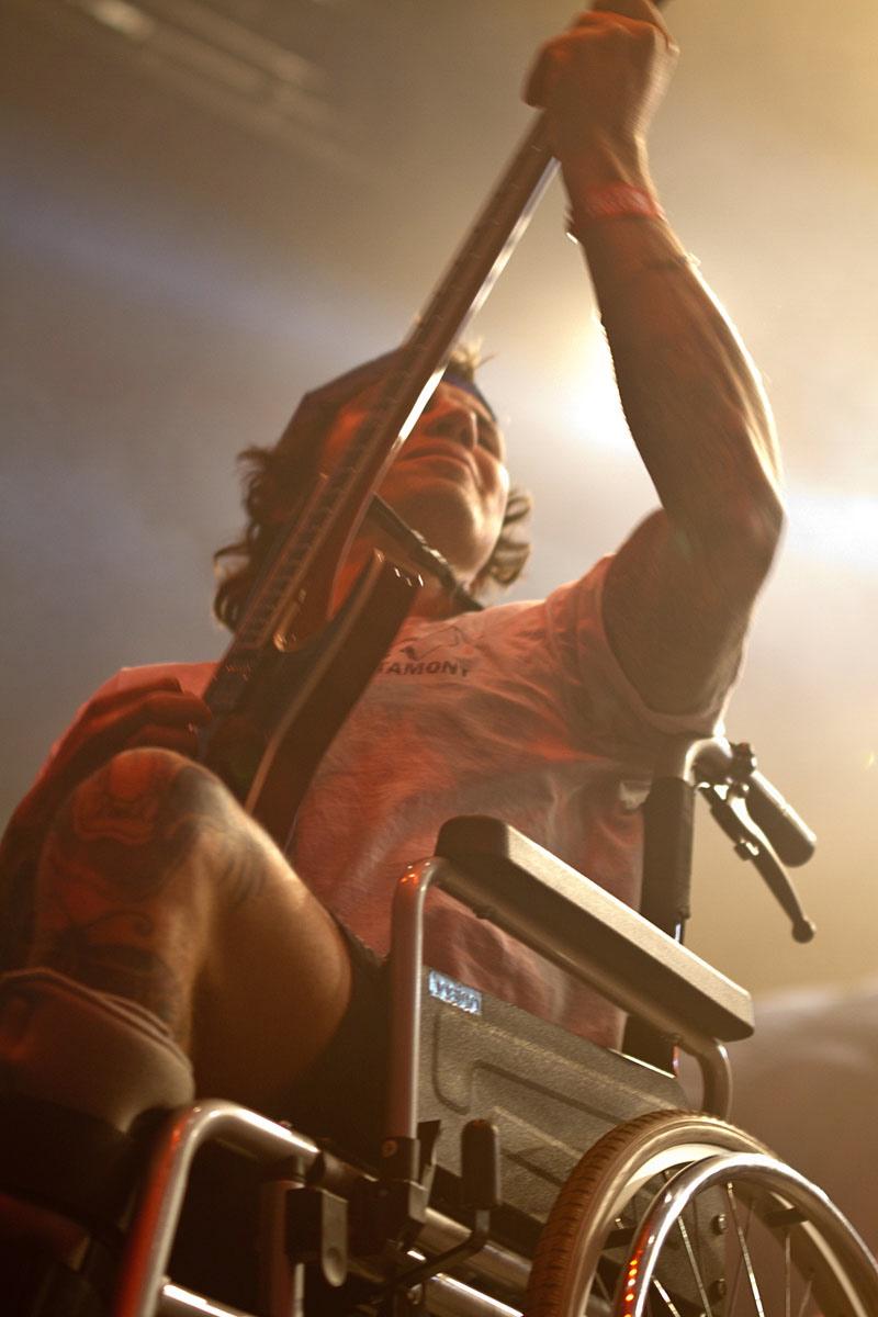 Parkway Drive, Graspop Metal Meeting 2011