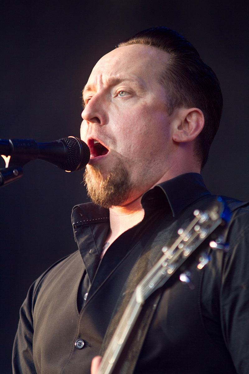 Volbeat, Graspop Metal Meeting 2011