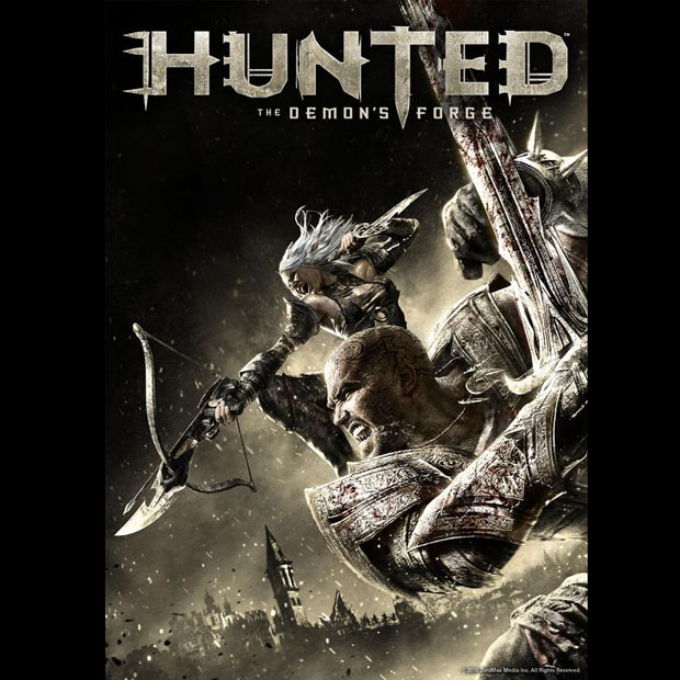 Hunted, The Demons Forge