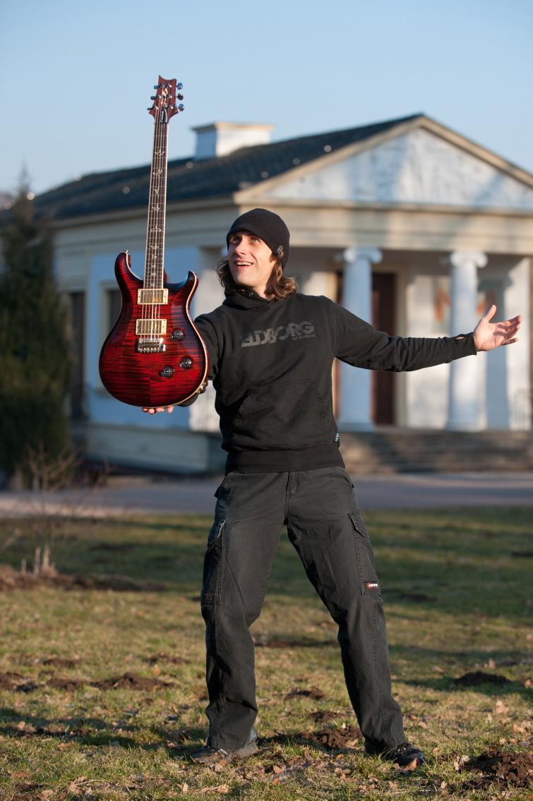 Heaven Shall Burn Maik Weichert 2011