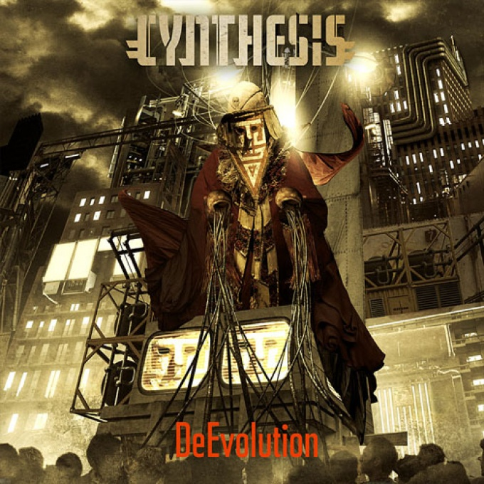Cynthesis, Deevolution, Cover