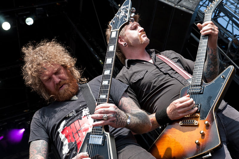 Mastodon, Graspop Metal Meeting 2011