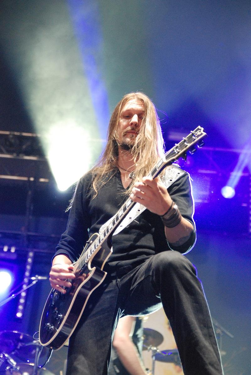 Amorphis, Graspop Metal Meeting 2011