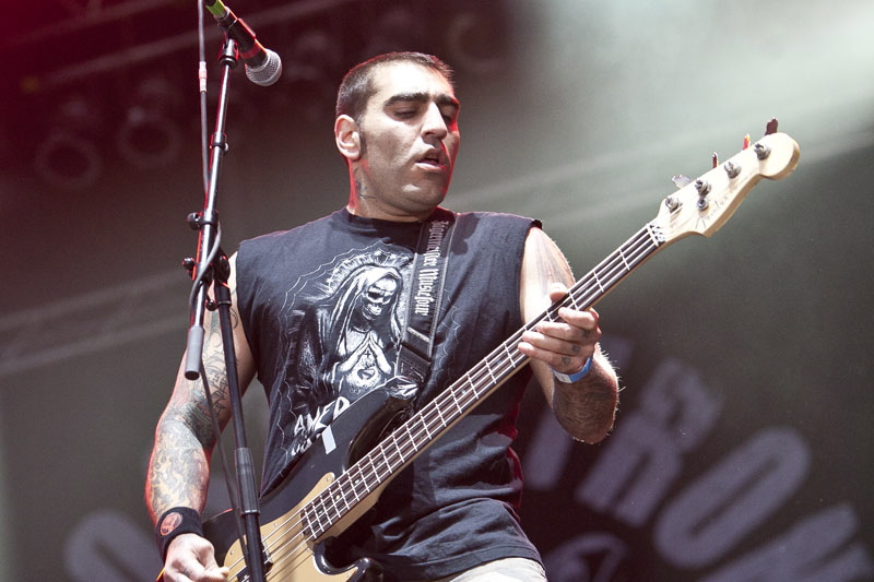 Agnostic Front, live, With Full Force 2011