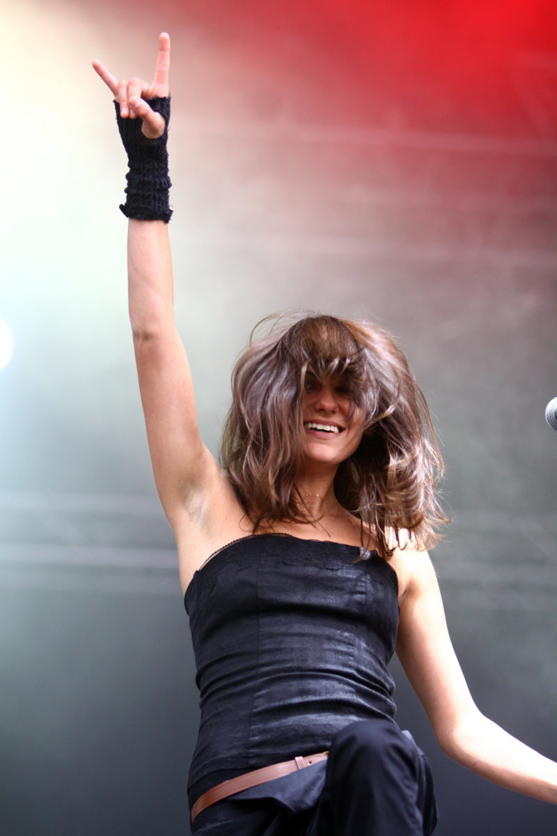 Deadlock, live, With Full Force 2011
