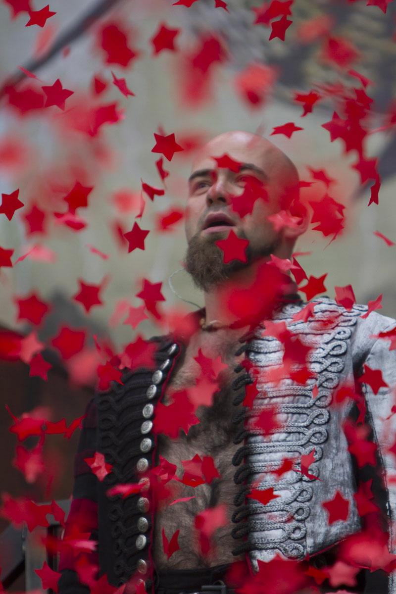 Die Apokalyptischen Reiter, live, With Full Force 2011
