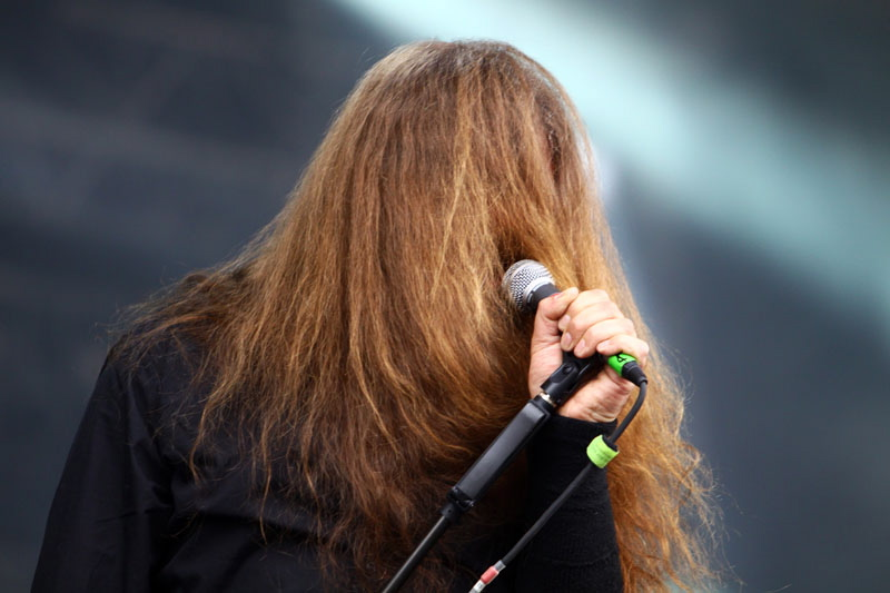 Disbelief, live, With Full Force 2011