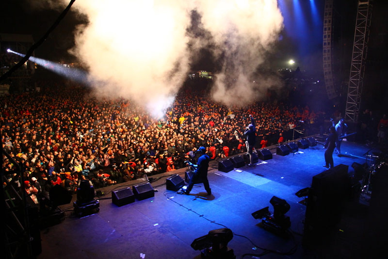 Hatebreed, live, With Full Force 2011