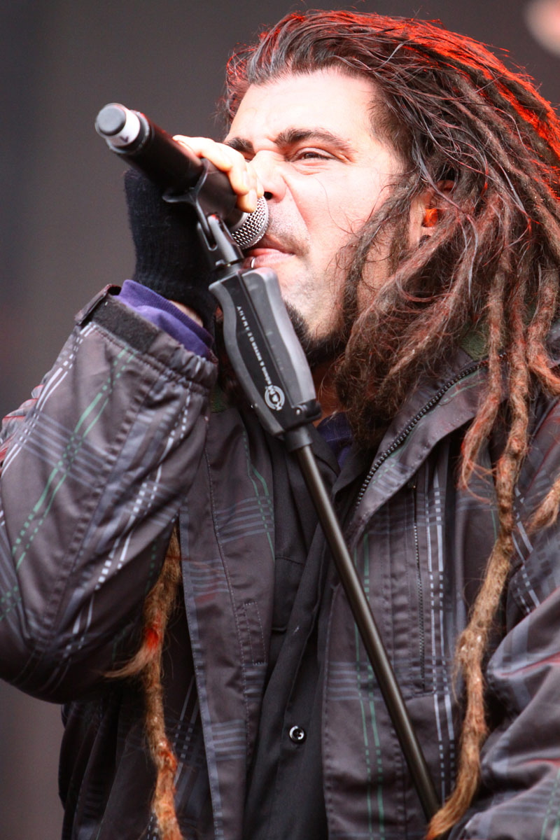 Ill Nino, live, With Full Force 2011