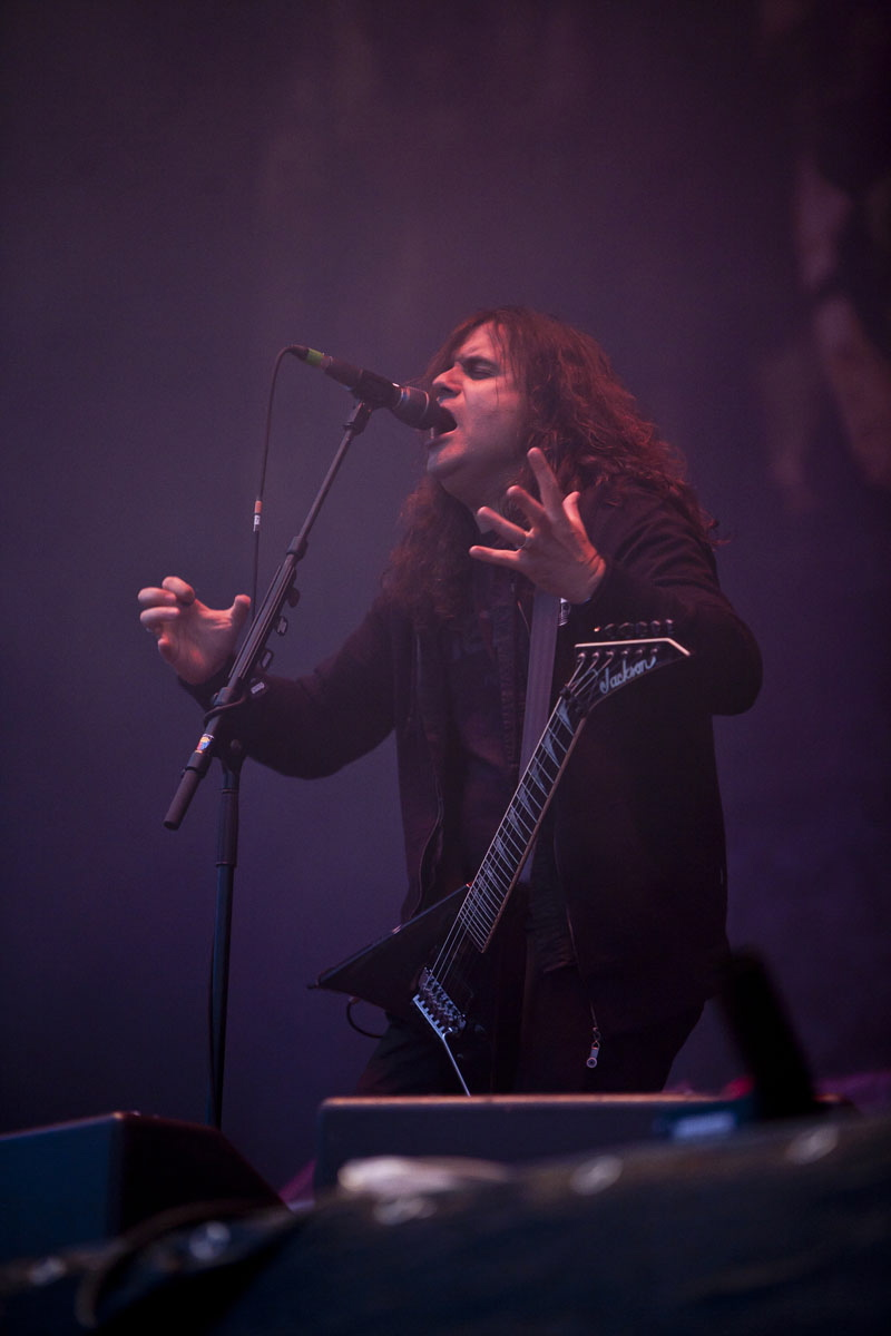 Kreator, live, With Full Force 2011