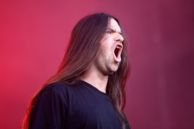 Legion Of The Damned, live, With Full Force 2011