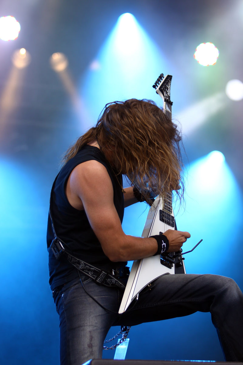 Omnium Gatherum, live, With Full Force 2011